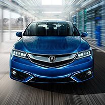 New ILX at Karen Radley Acura