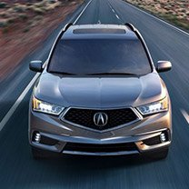 New MDX at Karen Radley Acura