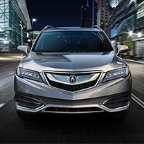 New RDX at Karen Radley Acura