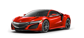 New Acura NSX in Woodbridge